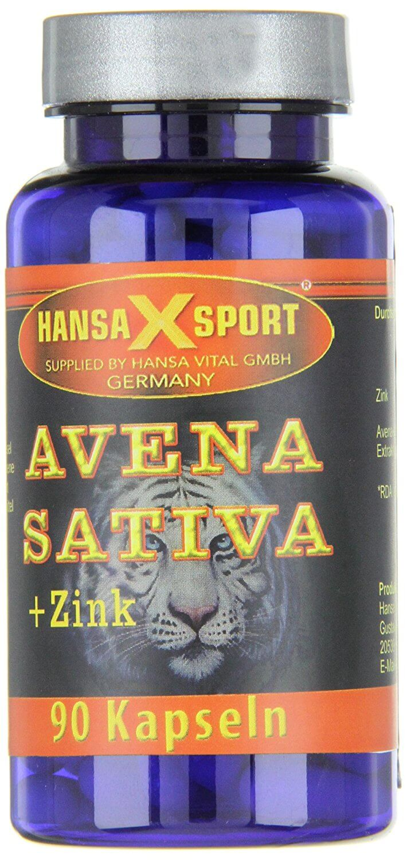 Avena Sativa + Zink Kapseln