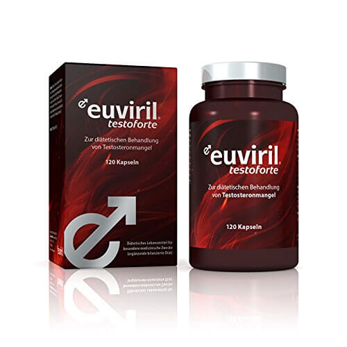 Potenzmittel Euviril Testoforte