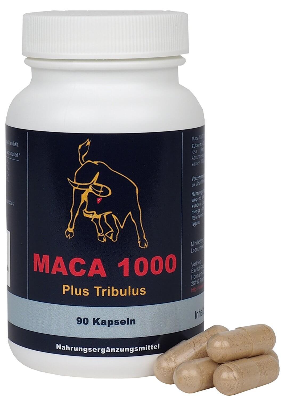 Potenzmittel maca 1000