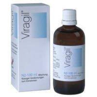 Potenzmittel Viragil in der Flasche