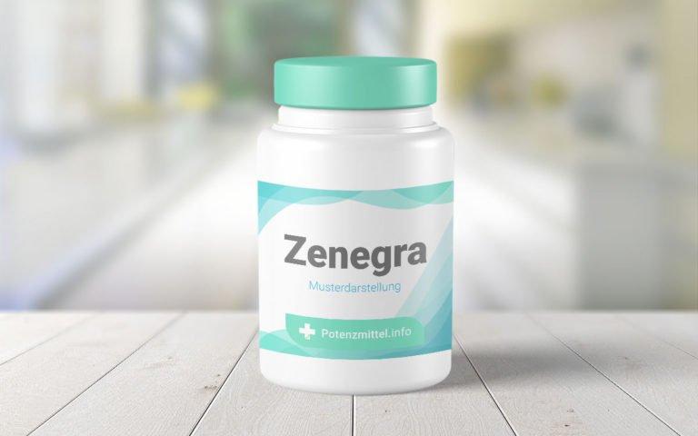 Potenzmittel Zenegra