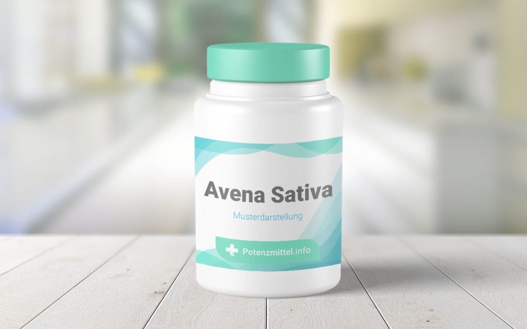 Potenzmittel Superfood Avena Sativa