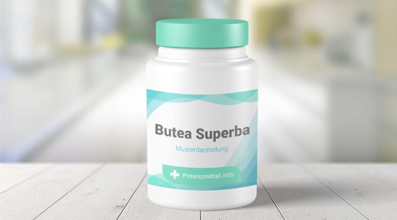 Potenzmittel Superfood Butea Superba