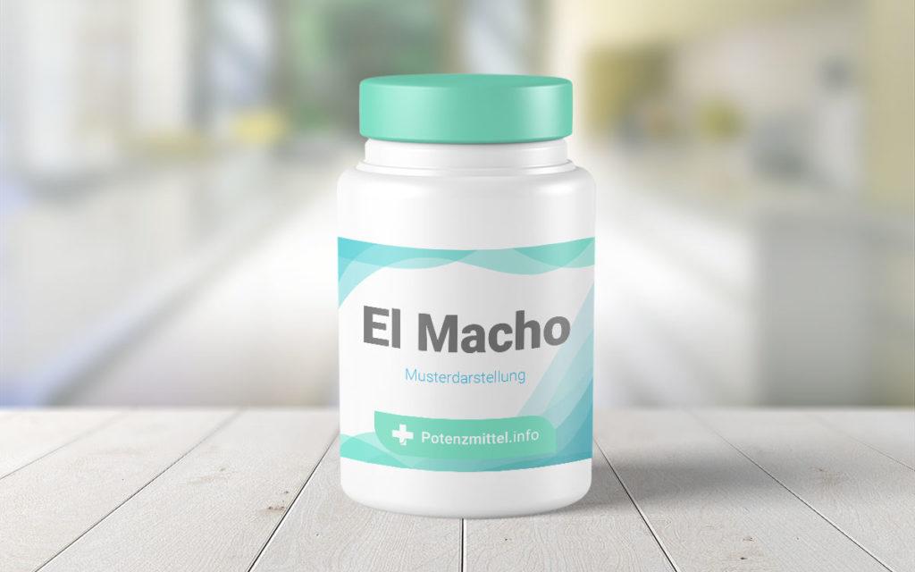 Potenzmittel El Macho