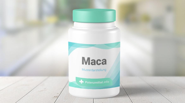 Potenzmittel Superfood Maca