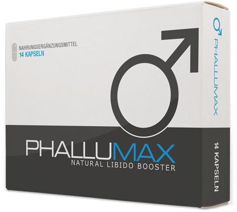 Potenzmittel Phallumax Packung