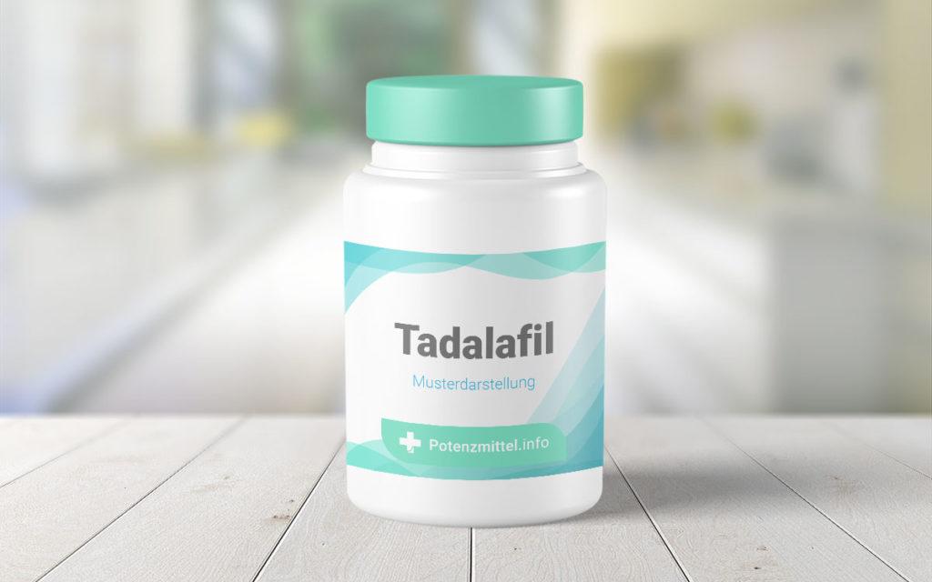 Potenzmittel Wirkstoff Tadalafil