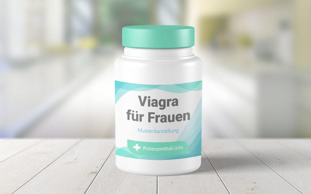 Potenzmittel Viagra für Frauen
