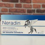 Originalverpackung Potenzmittel Neradin
