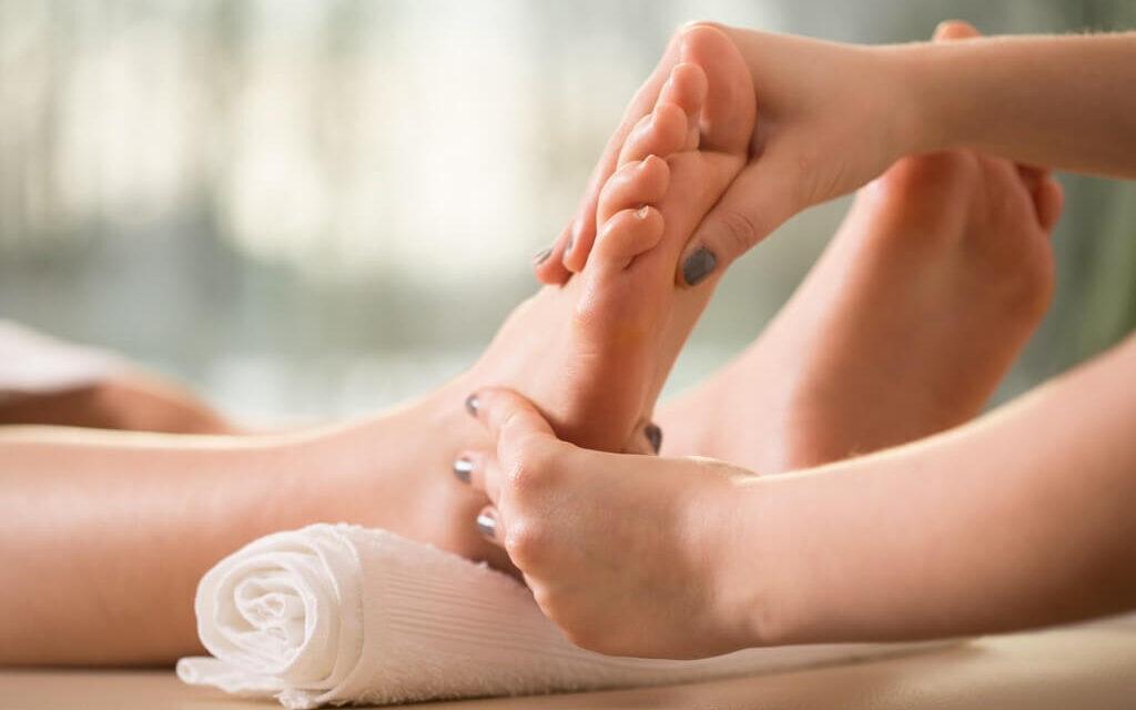 Fußreflexzonenmassage – Über Triggerpunkte zur besseren Erektion