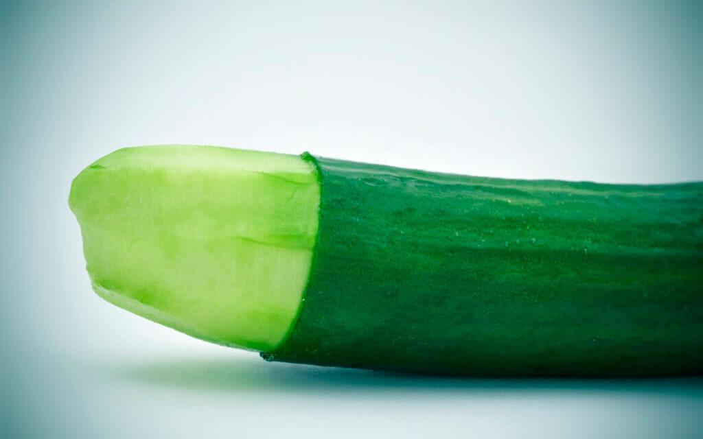 Vorhautverengung (Phimose) beim Penis